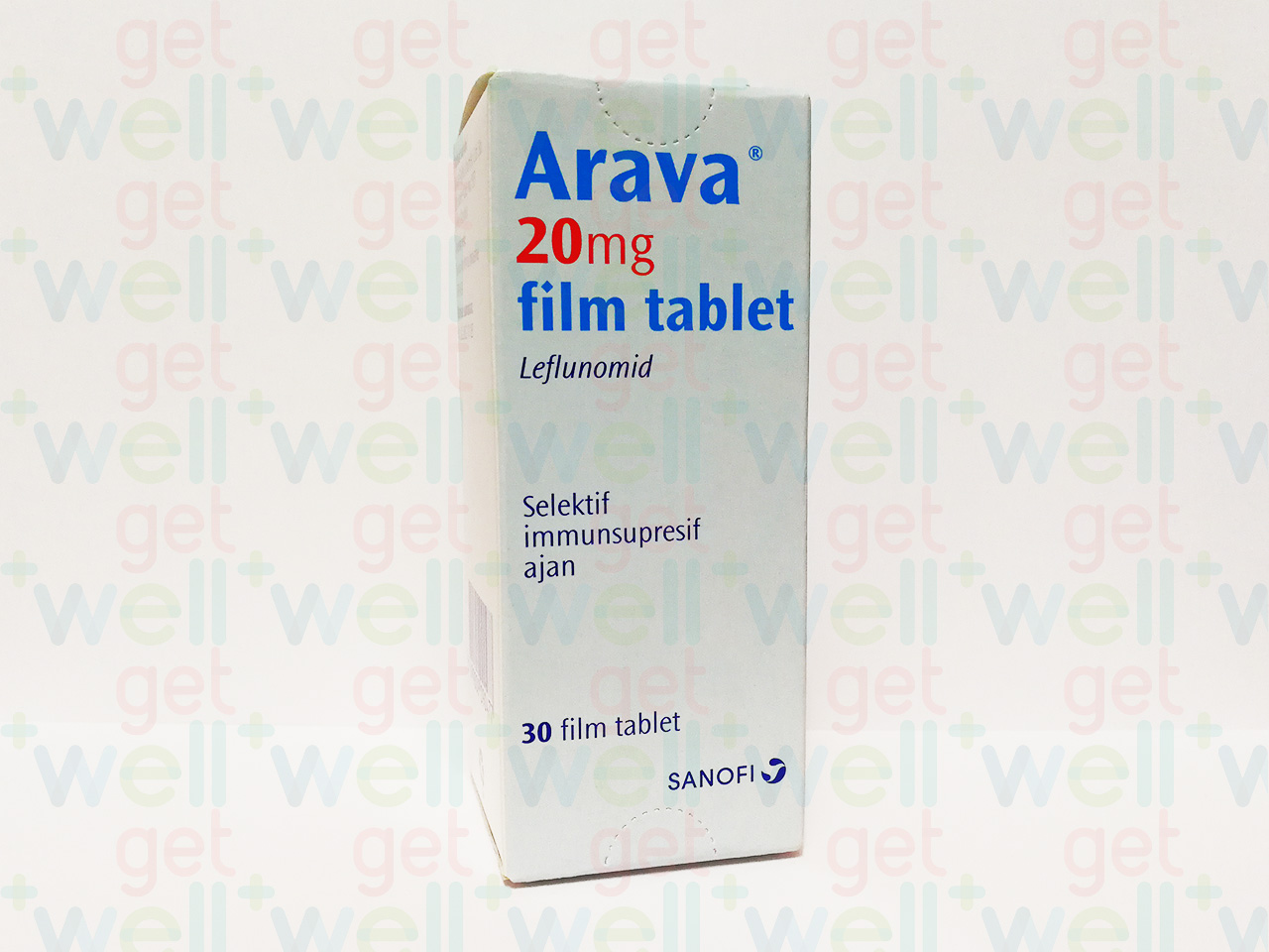 Arava 20 Mg Price